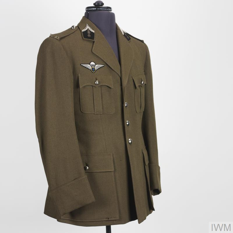 Jacket, Service, M1939 Vareuse: Officer's (Cavalry), Free