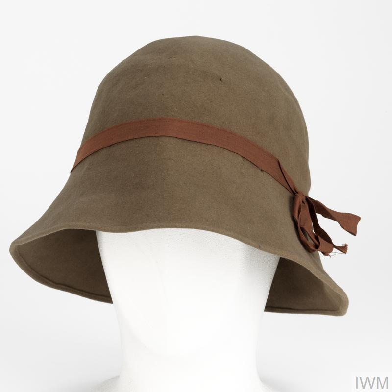 Hat: Women's Land Army