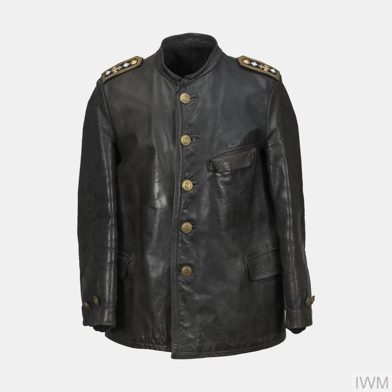 Jacket Leather U Boat Engine Personnel Obermachinist