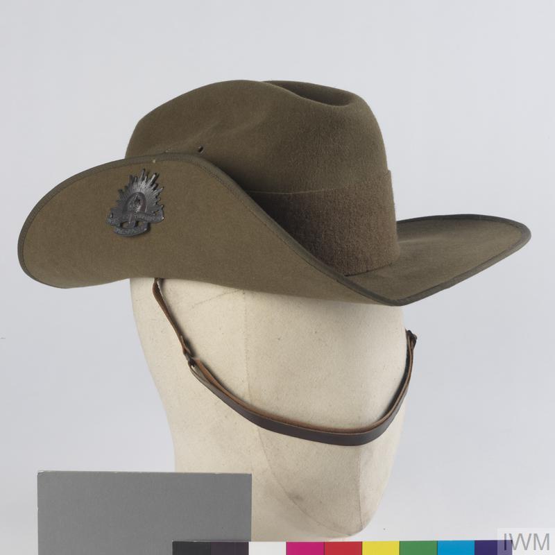 Slouch Hat 38th Australian Infantry Battalion Imperial