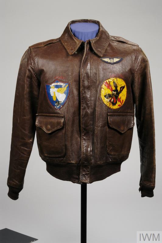 Flying Jacket, Type A-2: 364thBS, 305thBG, 8thUSAAF