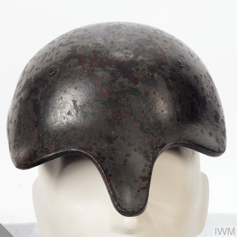 Helmet prototype ('Gaede Helmet')   Imperial War Museums