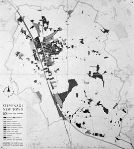 POST WAR PLANNING AND RECONSTRUCTION IN BRITAIN: STEVENAGE NEW TOWN