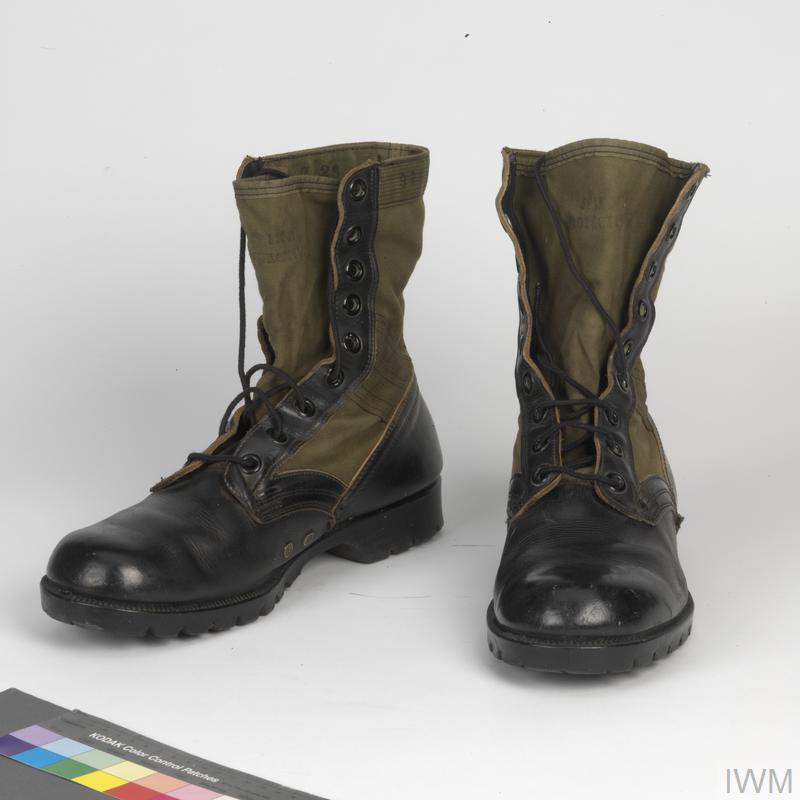 Boots, Tropical Combat, M-1966: US Army & USMC | Imperial