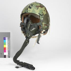 Flying Helmet, Type HGU-2A/P (with MBU-5/P Oxygen Mask