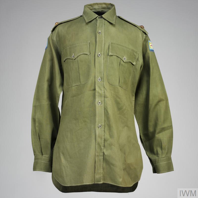 Stand Designs : Shirt pattern jungle green second lieutenant ghq