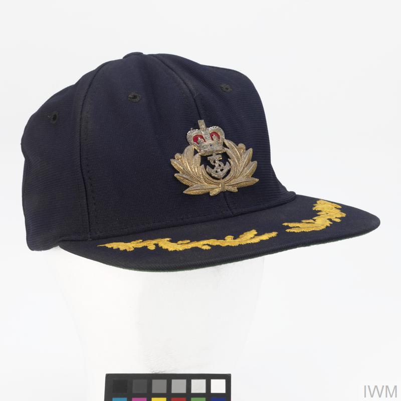 Cap Working Dress Baseball Captain Royal Navy