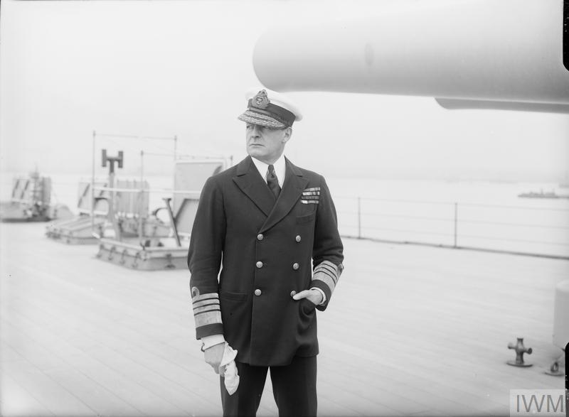 Admiral of the Fleet Sir David Richard Beatty, PC, GCB, OM, GCVO, DSO.