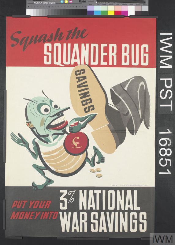 Squash the Squander Bug