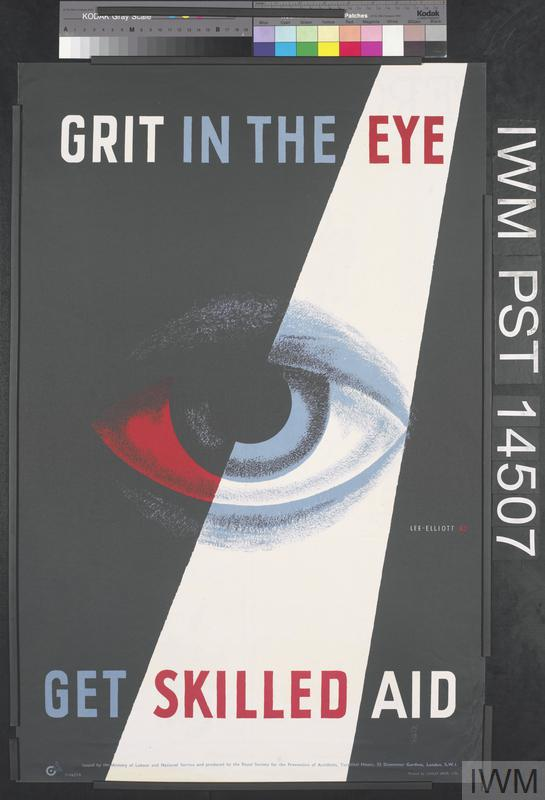 Percy Vere - Number 14 (recto) Grit in the Eye (verso)
