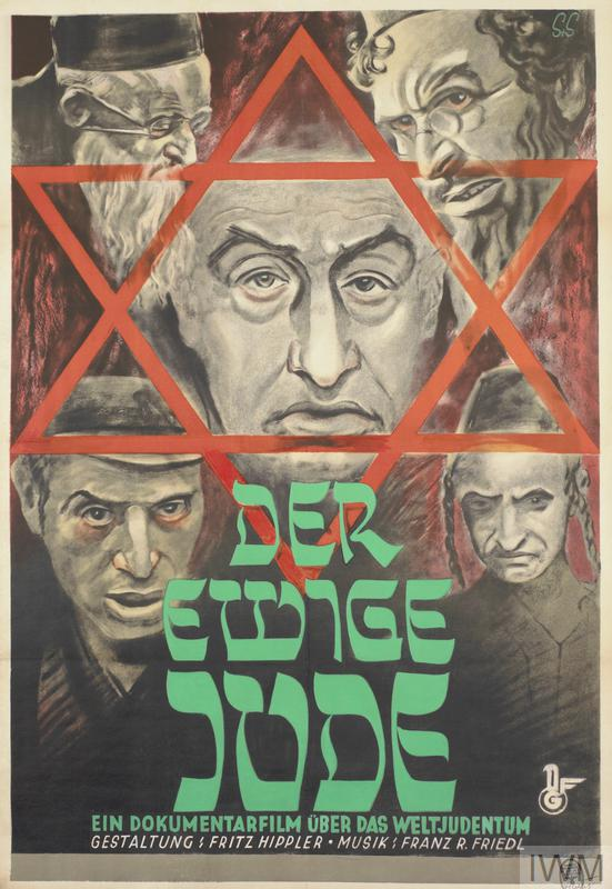 Der Ewige Jude The Eternal Jew Imperial War Museums