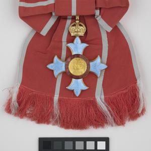 Badge of a Knight Grand Cross of the Most Excellent Order of the