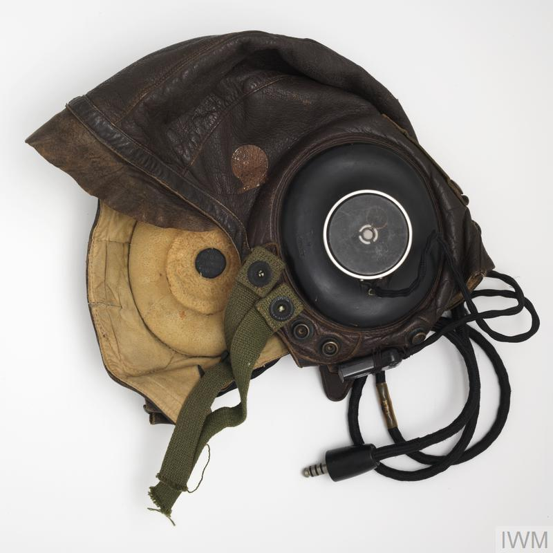 Flying Helmet Type A 11 Usaaf Imperial War Museums