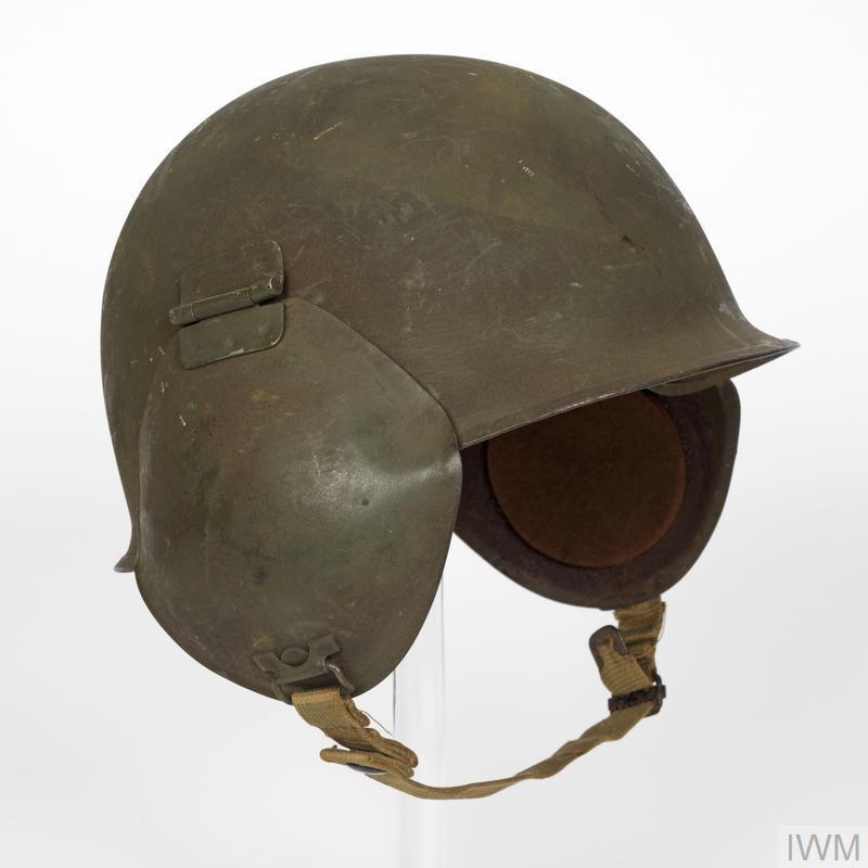 Steel Helmet M1973 Parade Helmet Romanian Army