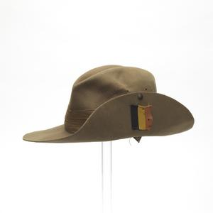 Slouch hat: 2nd Royal Norfolk, 2nd Infantry Division
