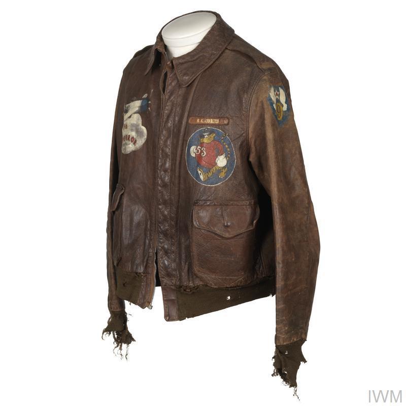 Flying Jacket, Type A-2: 53rd FS, 36th FG, 9thUSAAF
