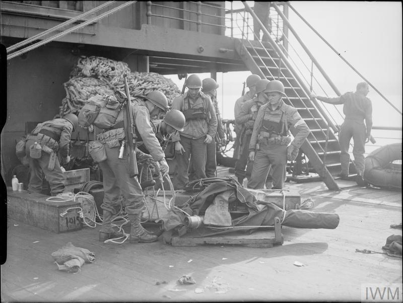 world war ii operation torch