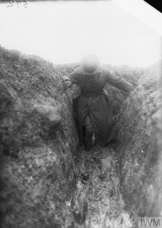 the effects of trench warfare on the western front during world war i The western front was the main theatre of war during the first world war trench warfare on the western front war in the trenches of the western front left.
