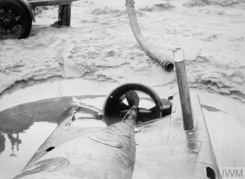 What Seehund midget submarine can