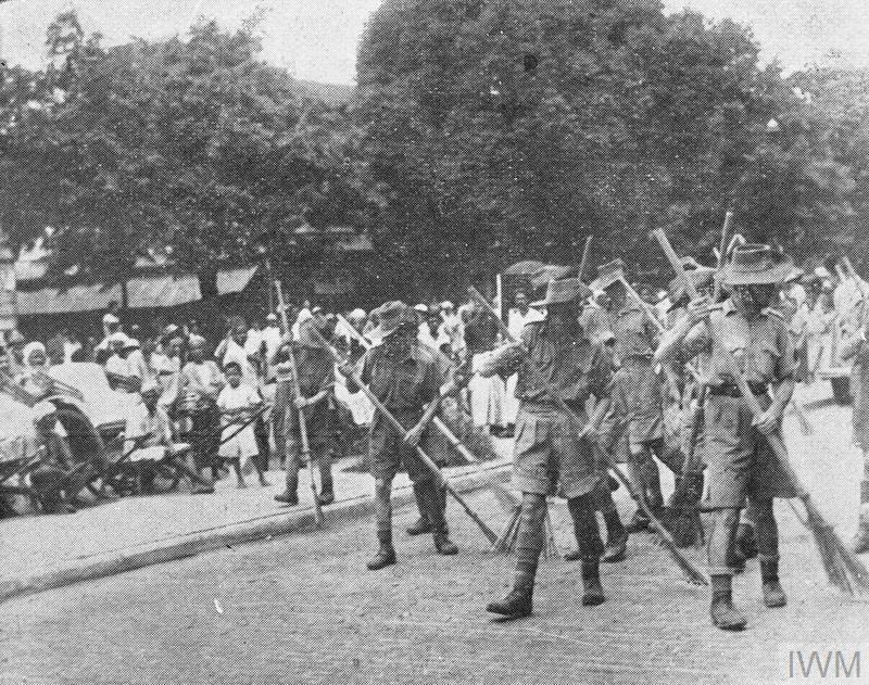 THE FALL OF MALAYA 1941-1942