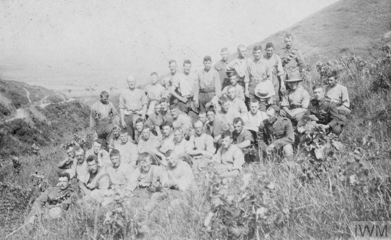 'C' (HOWITZER) BATTERY OF CXVII (HOWITZER) BRIGADE, ROYAL FIELD ARTILLERY, IN THE SALONIKA CAMPAIGN 1915-1918