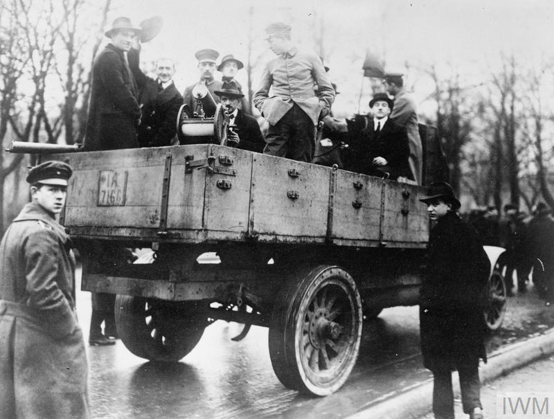 THE GERMAN REVOLUTION, 1918-1919