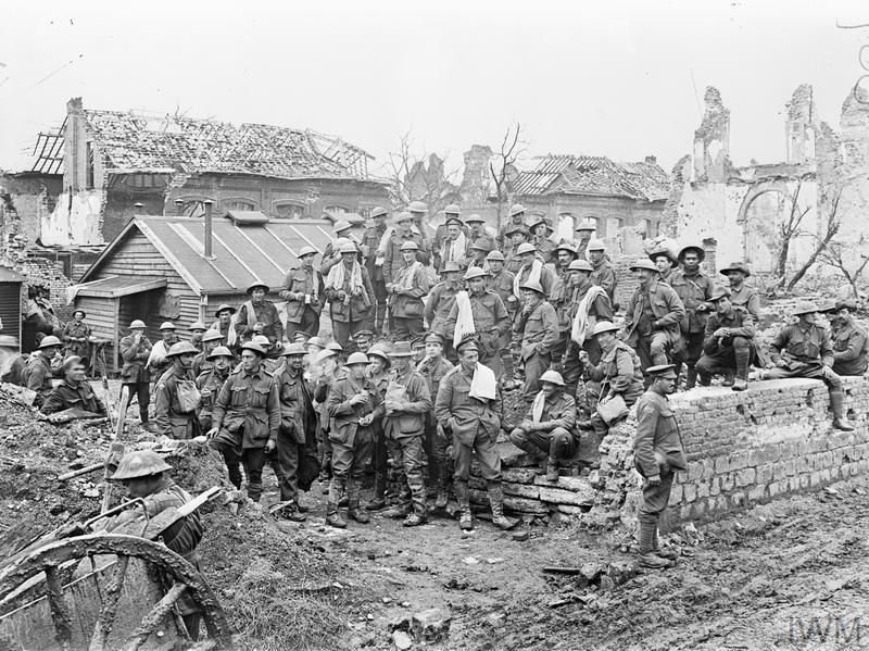 MEDICINE DURING THE FIRST WORLD WAR: HYGIENE AND PREVENTATIVE MEDICINE IN THE FIELD