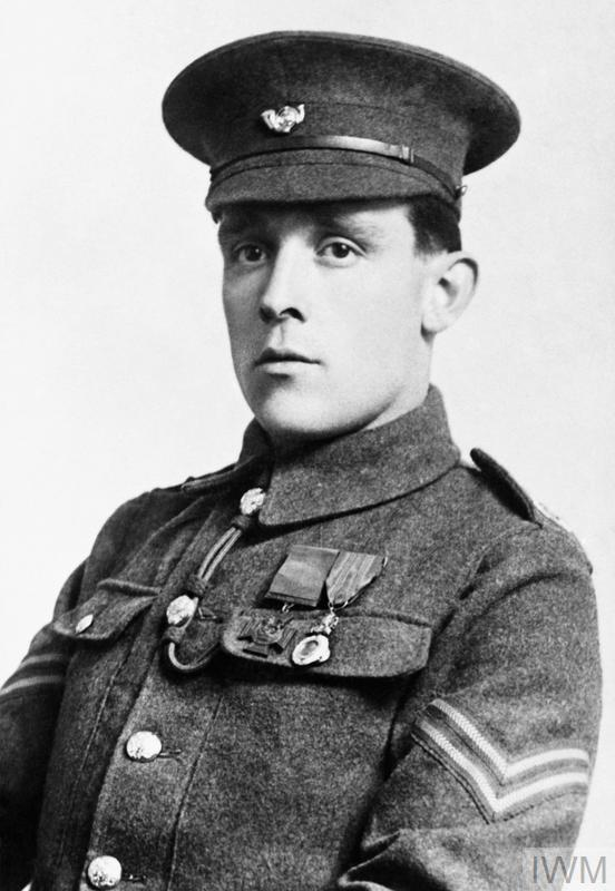 LANCE CORPORAL FREDERICK WILLIAM HOLMES   Imperial War Museums