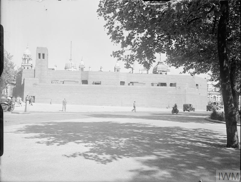 THE CITADEL, ST JAMES' PARK, LONDON, 18 MAY 1945