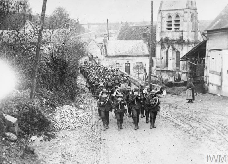 german spring offensive of 1918 the