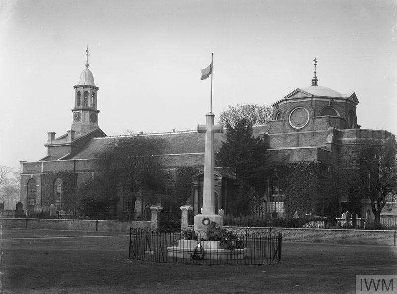 War Memorial at Kew