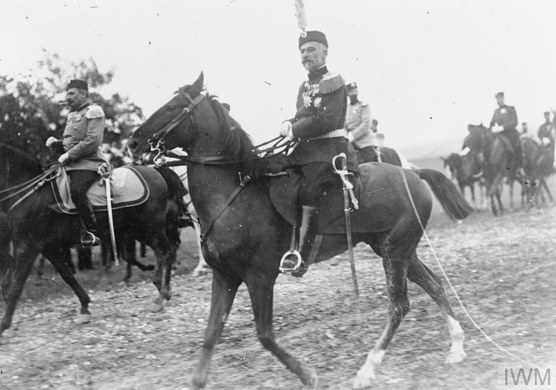 THE SERBIAN ARMY IN THE MACEDONIAN CAMPAIGN, 1915-1918