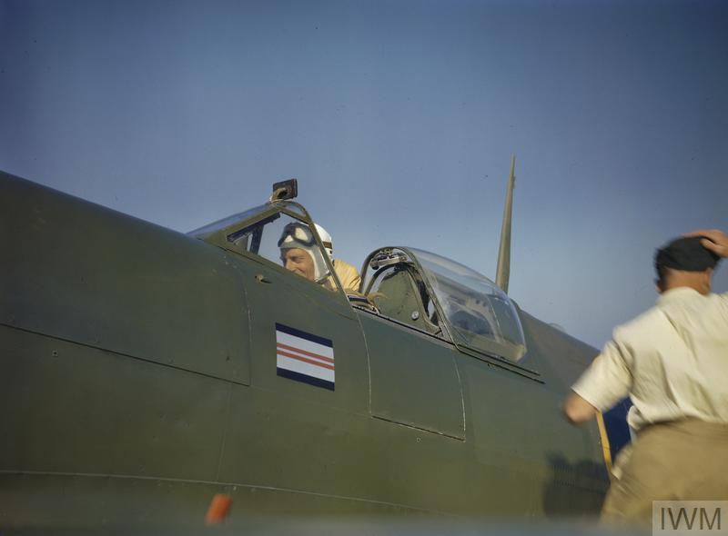 THE ROYAL AIR FORCE IN MALTA, MAY 1943