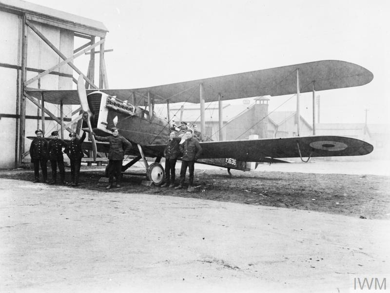 THE ROYAL AIR FORCE IN THE INTERWAR PERIOD