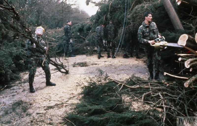 BRITISH AND NATO FORCES 1976 - 2000