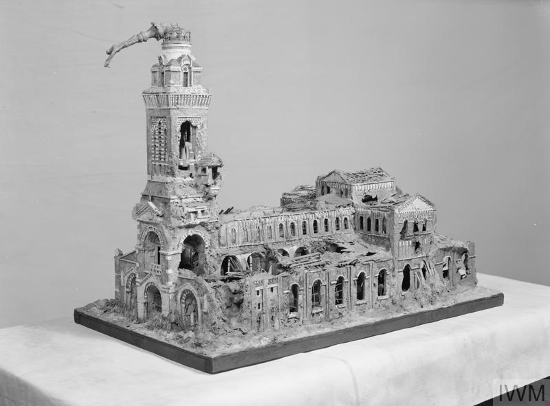 IMPERIAL WAR MUSEUM FIRST WORLD WAR EXHIBIT