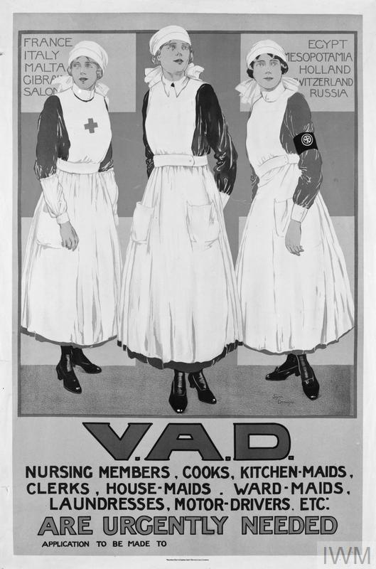V.A.D. (abbrv)