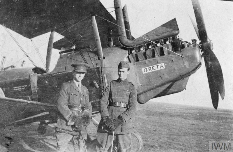 THE ROYAL FLYING CORPS 1914 - 1918