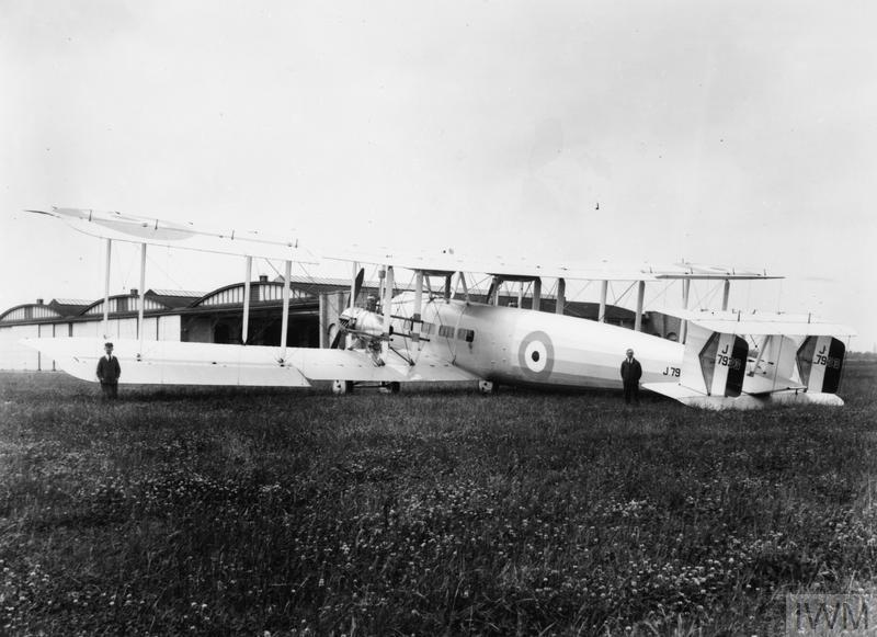 BRITISH AIRCRAFT OF THE INTERWAR PERIOD