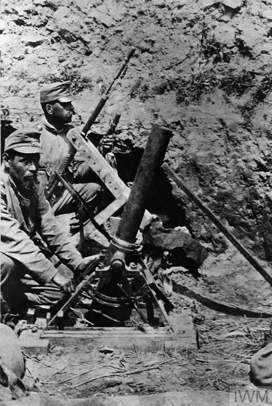 THE AUSTRO-HUNGARIAN ARMY ON THE ITALIAN FRONT, 1915-1918