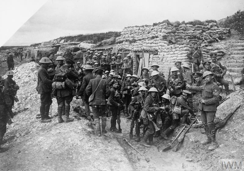 battle of the somme 1916 a Watch video the first day of the battle of the somme was the worst day in the history of the british army.