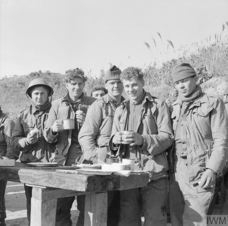THE BLACK WATCH IN KOREA 1952 1953