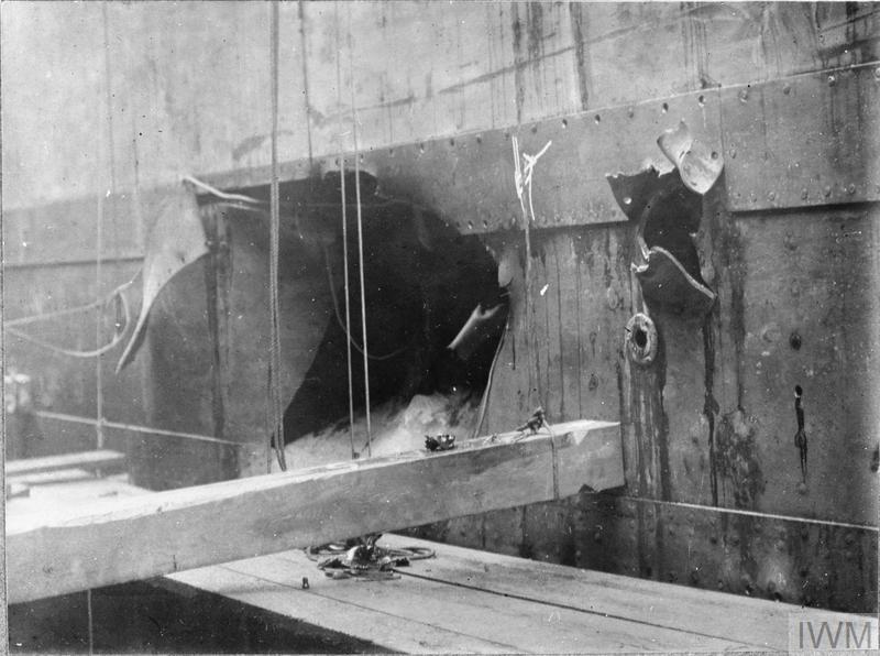 Hms Barham  Jutland  31 May 1916