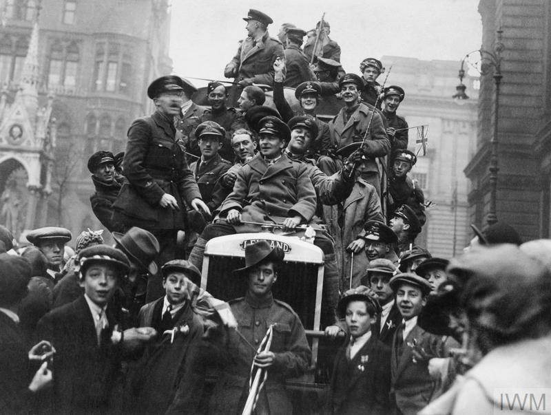 Armistice Day, Birmingham