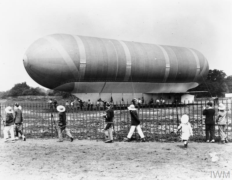 THE WORK OF SAMUEL FRANKLIN CODY IN AIRSHIP, KITE AND AIRCRAFT AERONAUTICS 1903 - 1913 IN ENGLAND