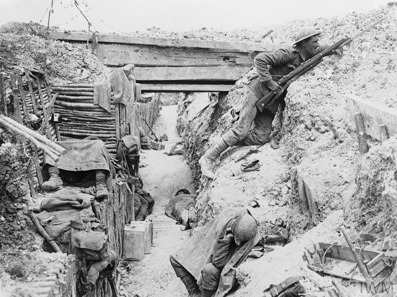 The Battle Of The Somme July November 1916 Imperial War
