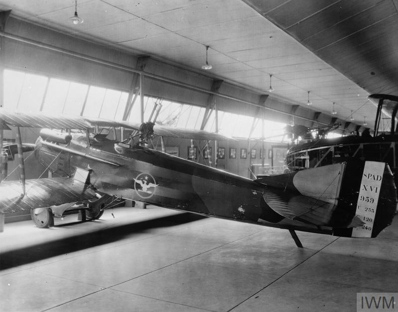 FRENCH AIRCRAFT OF THE FIRST WORLD WAR 1914-1918