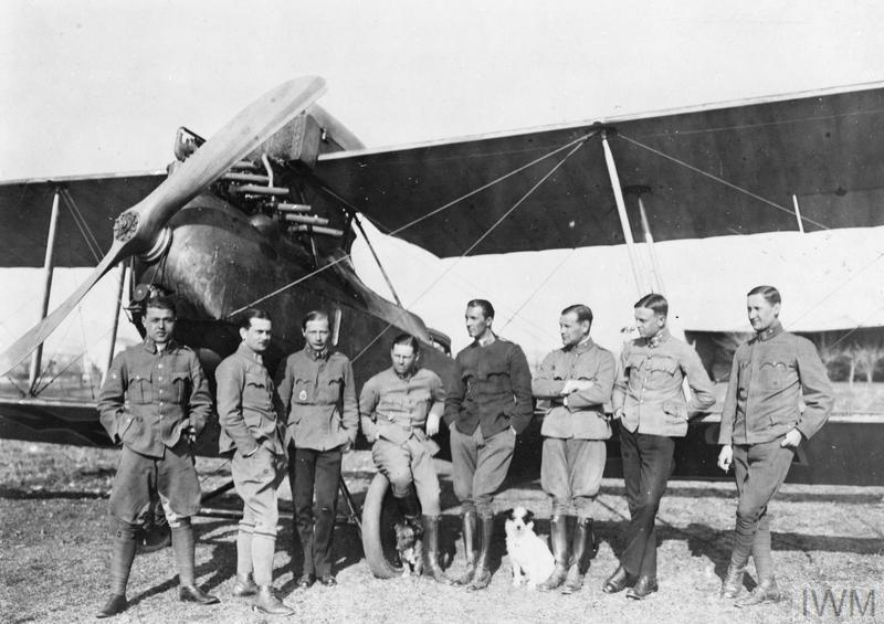 THE AUSTRO-HUNGARIAN AIR FORCE IN THE FIRST WORLD WAR, 1914-1918