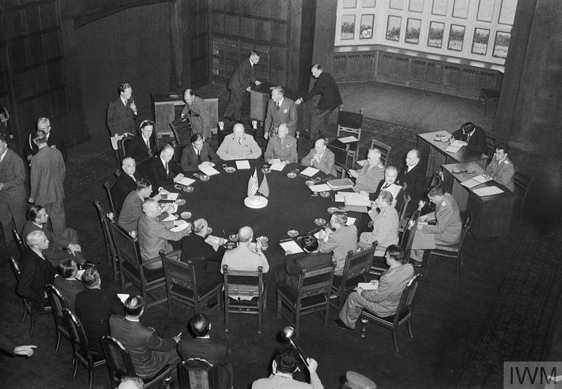How The Potsdam Conference Shaped The Future Of Post-War Europe