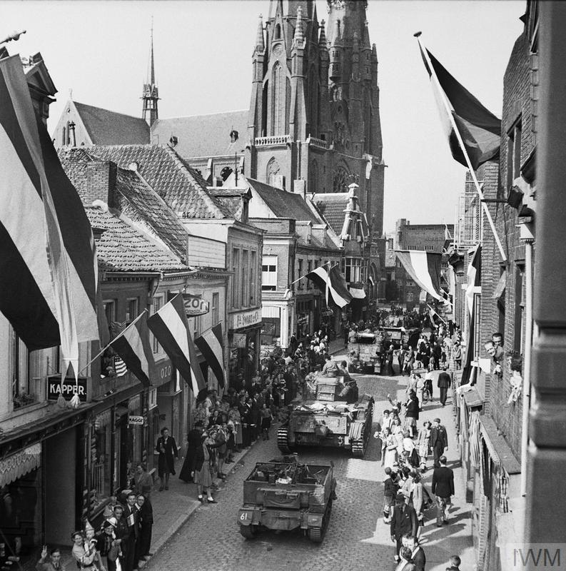 OPERATION 'MARKET GARDEN' (THE BATTLE FOR ARNHEM): 17 - 25 SEPTEMBER 1944